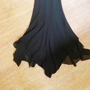 Jones Wear Dresses - Vintage Jones Wear Dress | Handkerchief Hem Dress